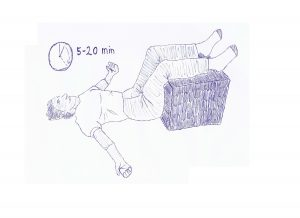 Static Back Egoscue Method Exercise Drawing 5-20min (Sjoerd Blok blog)